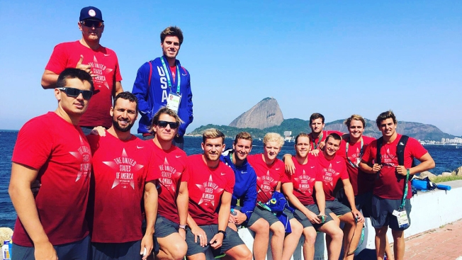San Diego Olympians Trek to Brazil for 2016 Rio Games