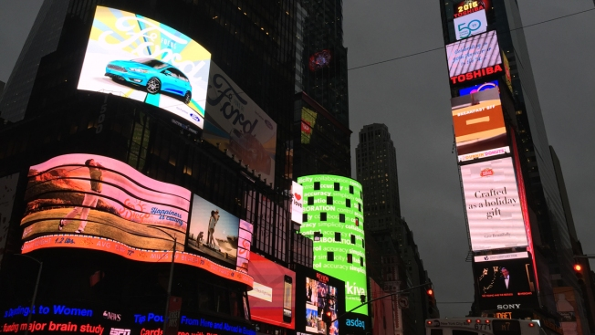 San Diego Tourism Ad to Play in NYC's Times Square on New Year's Eve