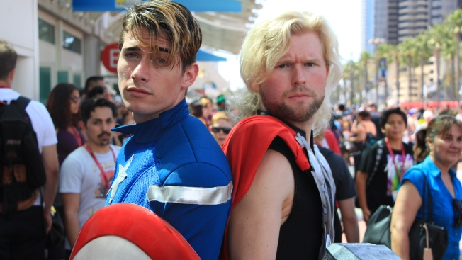 Comic-Con 2015: Big Sunday Schedule Revealed