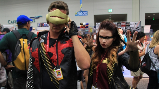 San Diego Comic-Con Culture: More Than Masks