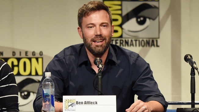 Ben Affleck Debuts 'Batman v. Superman' Footage at Comic-Con