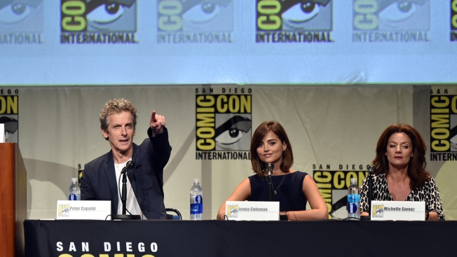 'Doctor Who' Versus 'Sherlock'? Keep Dreaming, Comic-Con