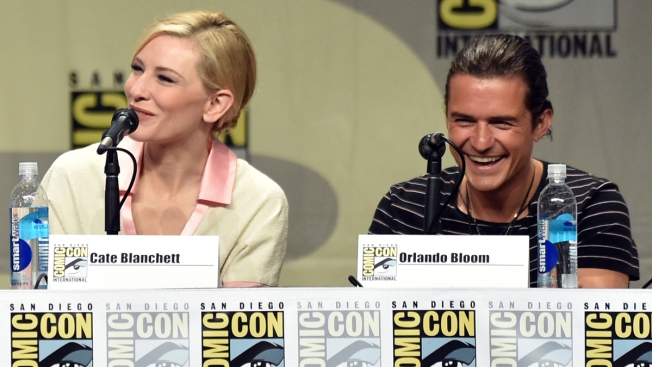 'Hobbit' Cast Tease Trailer, Bloopers at Comic-Con