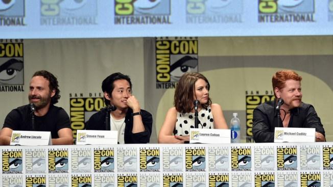 'Walking Dead' Plays Season 5 Trailer at Comic-Con
