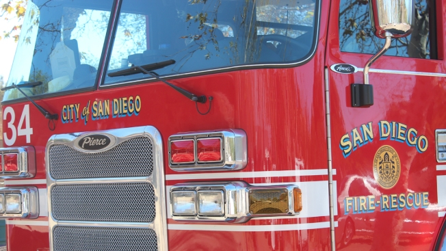 Mission Valley Garage Fire Caused by Dryer: SDFD