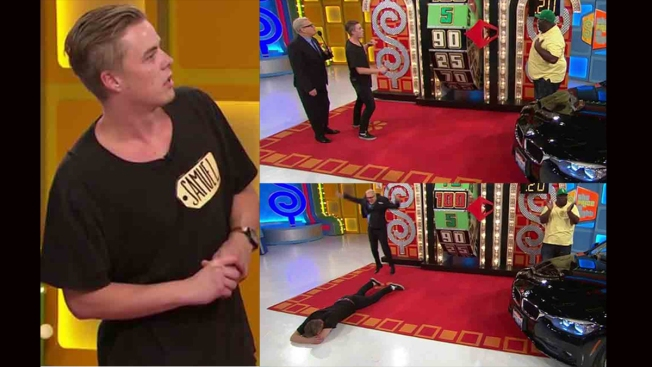SDSU Student Wins $73,000 on 'The Price is Right'