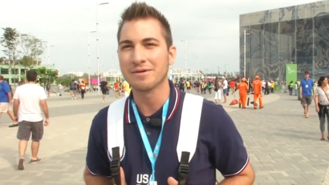 Resourceful Rio Reveler: San Diego State Student Treks to 2016 Olympic Summer Games on a Whim