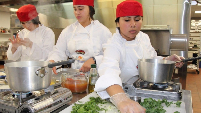 San Diego Students to Compete in 12th Annual 'Teen Iron Chef' Showdown
