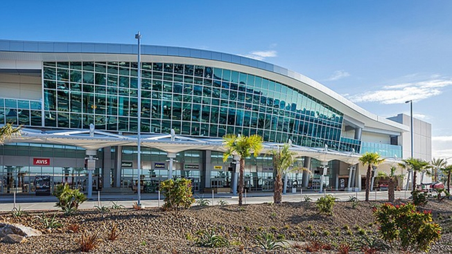 Airport Plans Jan 20 Opening For New Rental Car Center