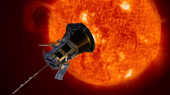 Last-Minute Technical Problem Delays NASA's Flight to Sun