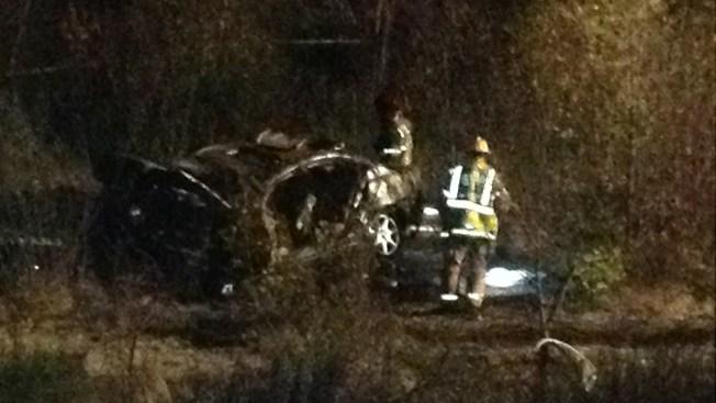 1 Injured in High-Speed Santee Rollover