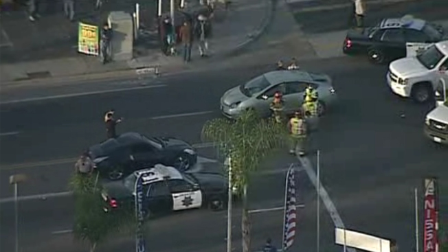 15-Year-Old Struck, Killed by Car in Spring Valley