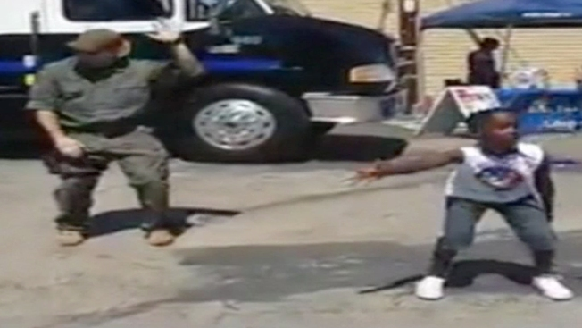 WATCH: Oceanside SWAT Officer's 'Nae Nae' Dance Goes Viral