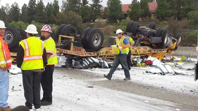 Collision Closes NB I-15 at Rancho Bernardo Road