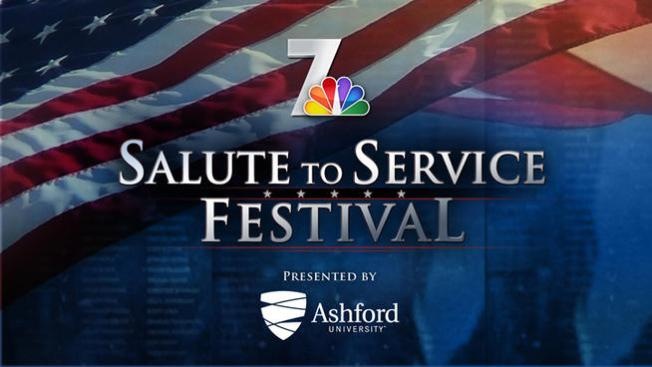 'Salute to Service' Fest Honors Military Families
