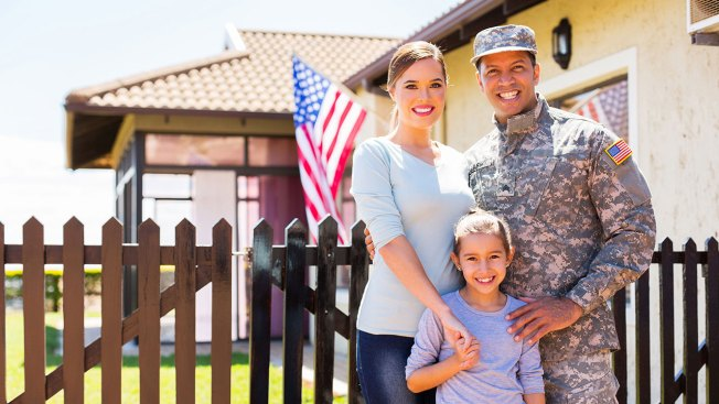 Helping Members of the Military Purchase Their Home