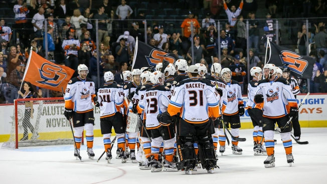 San Diego Gulls to Open Training Camp at Poway Rink