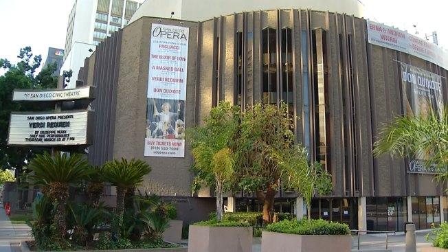 San Diego Opera Resurrecting 'Opera on the Concourse'