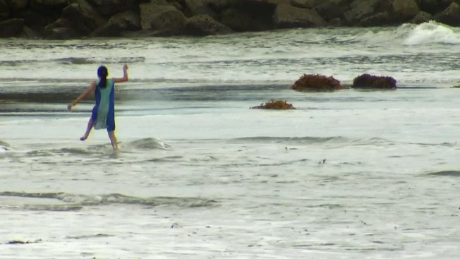 California Drought Good for Beach Water Quality