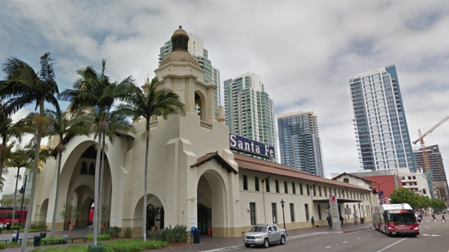 San Diego Landmark, Santa Fe Depot, Being Sold: Report