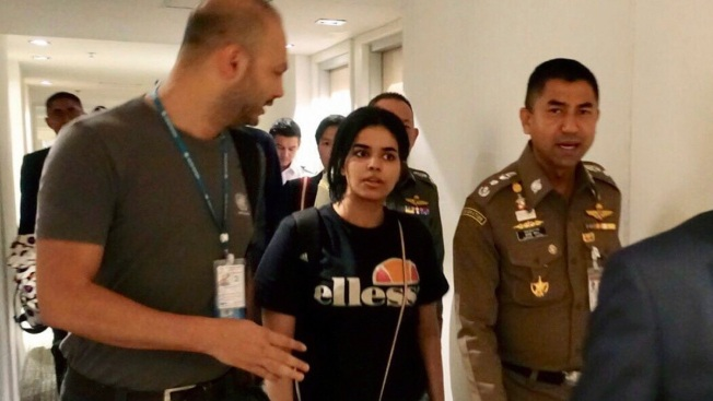 Thai, Saudi Officials Meet Over Case of Young Saudi Woman