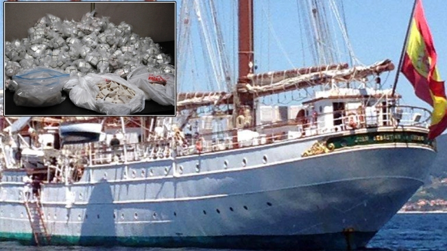 Drug Lords Used Historic Schooner to Ferry Cocaine to NYC: Officials