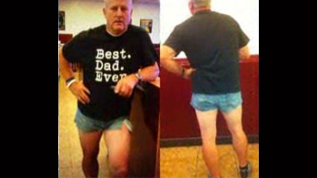Utah Dad Wears Short Shorts To Teach Daughter About Modesty