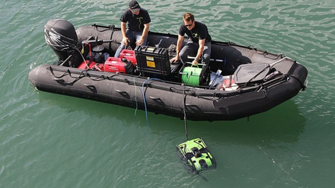 Teledyne SeaBotix Earns Military Contract for Underwater Robots
