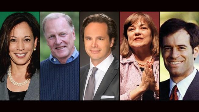 5 California Senate Candidates to Debate