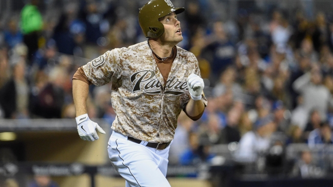 Padres Beat LA 3-1 in Home Opener