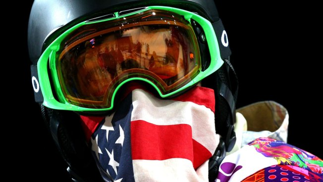 Results in for Shaun White's Halfpipe Run