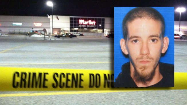 Ind. Grocery Store Shooting Suspect Had Theft Conviction