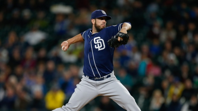 Padres Win 3rd Straight