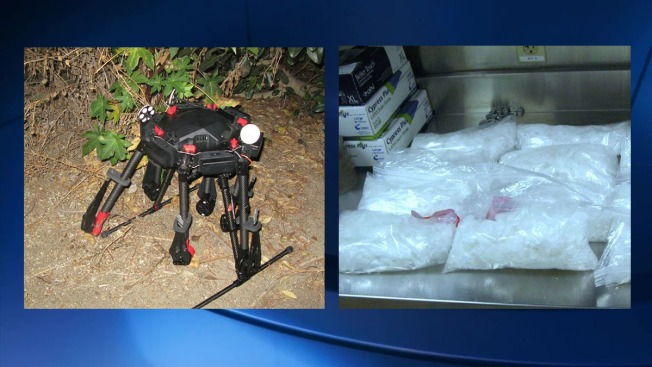 Man Who Smuggled Pounds of Meth Over Border With Drone Sentenced to 12 Years