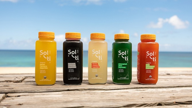 Sol-ti Found Way to Stand Out From the Juice Crowd