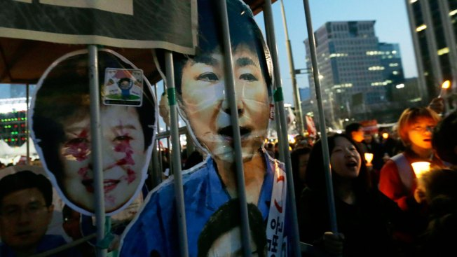 Prosecutors Push to Arrest Ousted South Korean President