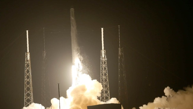 SpaceX IDs Rocket Part That May Have Doomed Supply Mission