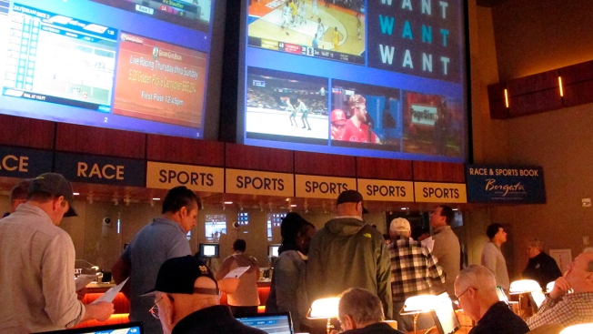 States' Push to Legalize Sports Betting Differs by Region