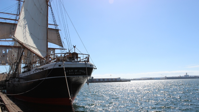 Maritime Museum of San Diego Seeks Volunteer Sailors