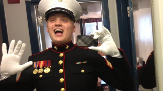 Former Marine Killed in Rollover Accident