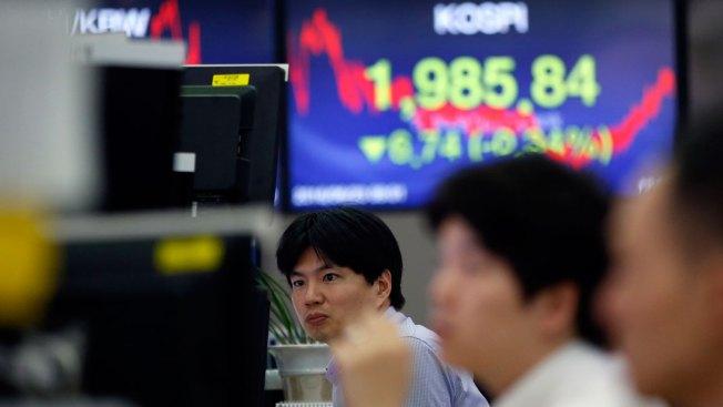 Asian Stocks Volatile as Investors Await UK Vote Results