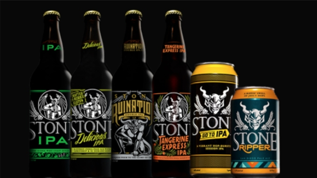 Stone Brewing Selling Beers in China, Officially