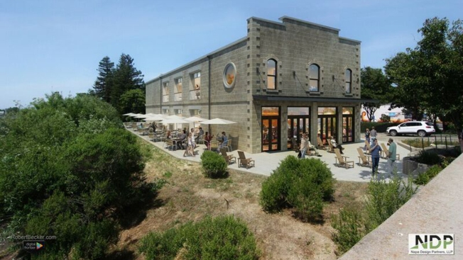 Stone Brewing Plans Tap Room in Napa, California