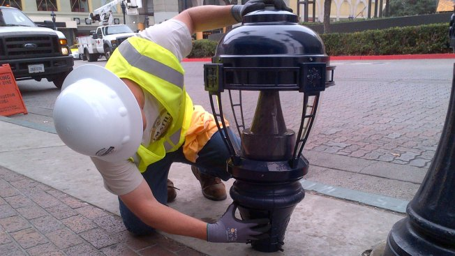 San Diego Adds Smart Street Lighting System