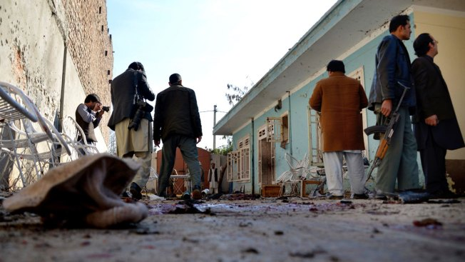 Afghanistan Suicide Attack Leaves 11 Dead, 14 Wounded