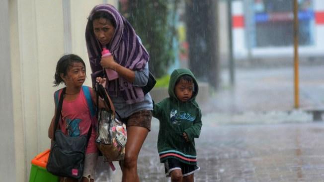 San Diegans Help Typhoon Victims