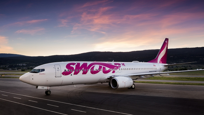 Swoop Airlines to Fly to and From San Diego This Winter