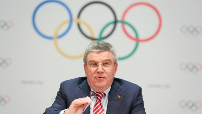IOC's Bach Threatens Bans Over Sochi Doping Allegations