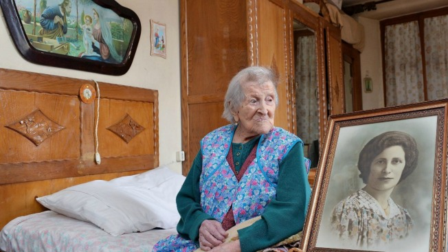 Emma Morano, World's Oldest Person, Turns 117 in Italy
