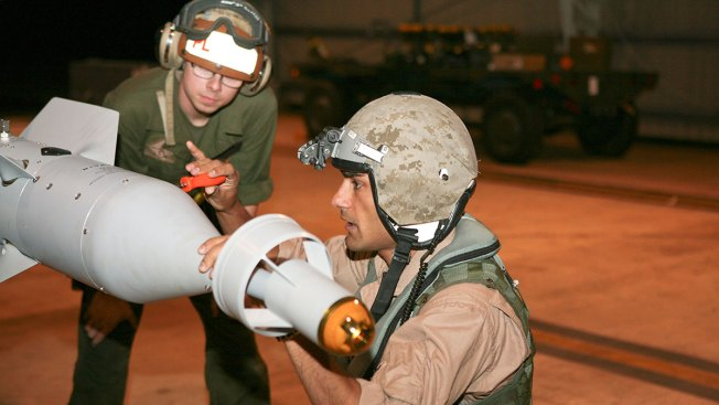 'Top Gun' Inspired Pilot Killed in F-18 Crash: Dad